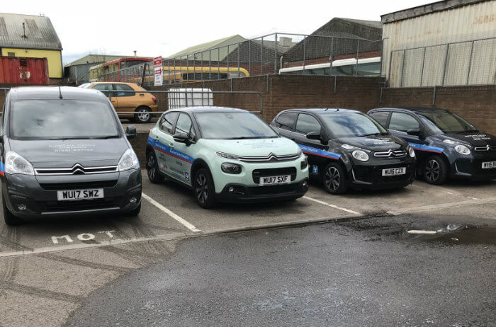 Approved Bosch Service Centre in Chepstow | All Vehicles