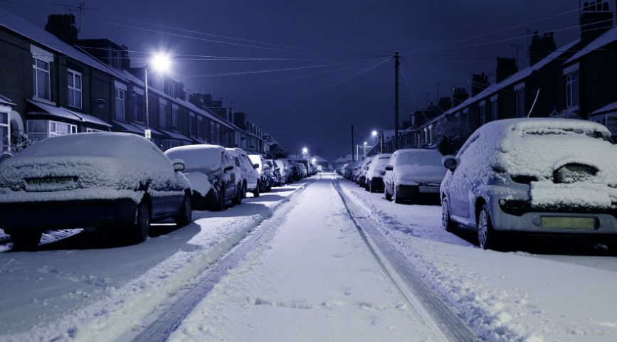 Our Top 5 Must Have Accessories For Winter Driving