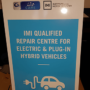 IMI Qualified Repair Centre For Electric & Plug-in Hybrid Vehicles