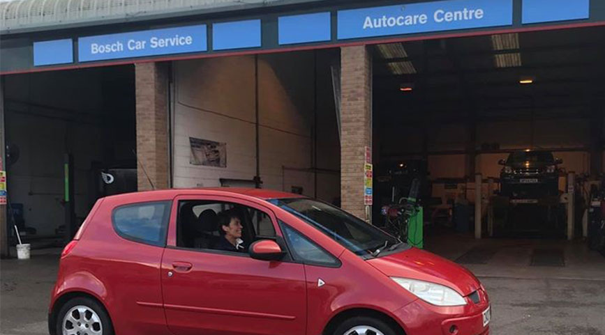 Autocare Help Local Farm Trust With New Vehicle