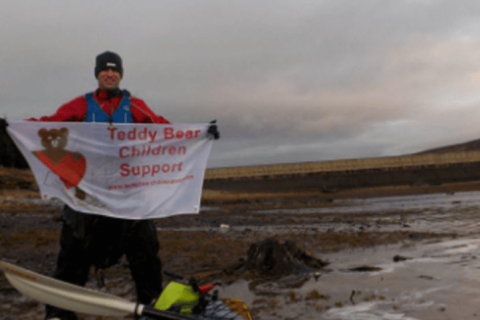 Autocare Support Jamie Donnelly and his Fundraising Challenge