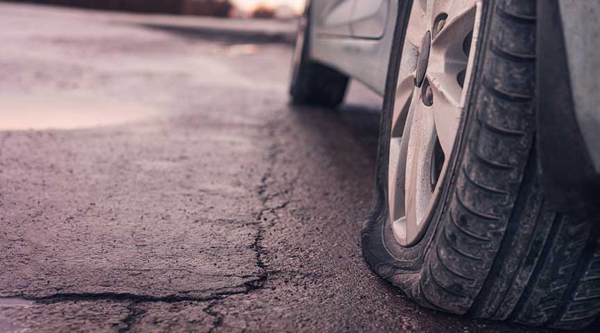 How Safe are Your Tyres?
