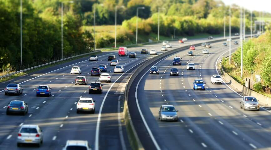 """Highway England Launches """"Go Left"""" Safety Campaign"""